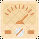 Digital Multimeter Ampere Technician Meter Icon