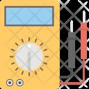 Voltmeter Amp Meter Icon