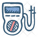 Electric Electricity Meter Icon