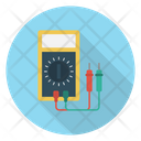 Voltmeter Ampere Electronic Icon