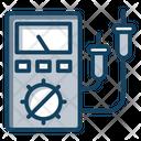 Voltmeter Electricity Meter Voltage Meter Icon