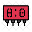 Voltmeter Ampere Rating Icon