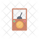 Voltmeter Ampere Voltage Icon