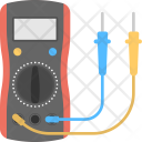 Voltage Ampere Meter Icon