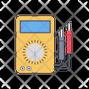 Voltmeter Multimeter Ammeter Icon