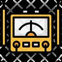 Voltmeter Ammeter Multimeter Icon