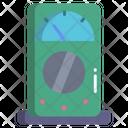 Voltmeter Voltage Meter Ammeter Icon