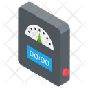 Voltmeter Digital Voltmeter Ammeter Icon