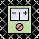 Voltmeter Icon