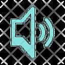 Volume Speaker Sound Icon