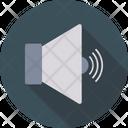 Speaker Volume Loud Icon