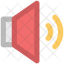 Volume Announcement Alert Icon