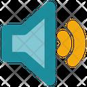 Interface Volume Sound Icon