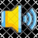 Volume Sound Speaker Icon