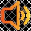 Volume Audio Music Icon