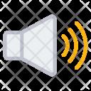 Volume High Sound Icon