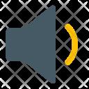 Volume Low Music Icon