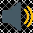 Volume High Music Icon