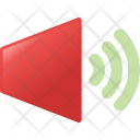 Volume Music Speaker Icon