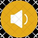 Low Volume Speaker Icon