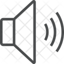 Volume Symbol Audio Full Volume Icon