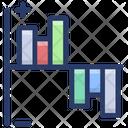 Volume Chart Bar Graph Bar Chart Icon