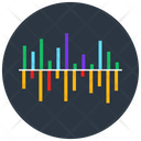 Volume Chart Volume Diagram Infographic Icon