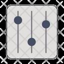 Volume Control Levels Volume Icon
