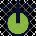 Volume Controller Half Icon