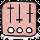 Music Equalizer Volume Adjuster Music Volume Icon
