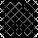 Volume file Icon