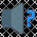 Volume Help Volume Sound Icon