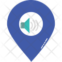 Volume Location Icon