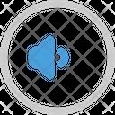 Volume min Icon