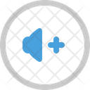 Volume Plus Icon