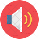 Volume Speaker Icon
