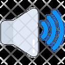 Volume Speaker Icon