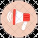 Megaphone Loudspeaker Volume Speaker Icon