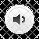 Sound Skeuomorph Music Icon