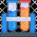 Volumetric Flash Laboratory Lab Icon