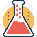 Flask Medical Equipment Icon