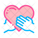 Volunteers Care Icon