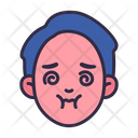 Man Sick Fever Icon