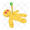 Voodoo Voodoo Doll Witchcraft Icon