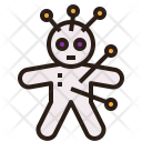 Voodoo Doll Holy Icon
