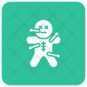 Doll Mummy Monster Icon