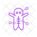 Doll Voodoo Mummy Icon
