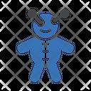 Voodoo Doll Magic Icon
