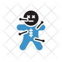 Voodoo Doll Mummy Icon