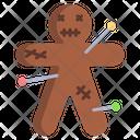 Voodoo Doll Voodoo Evil Doll Icon